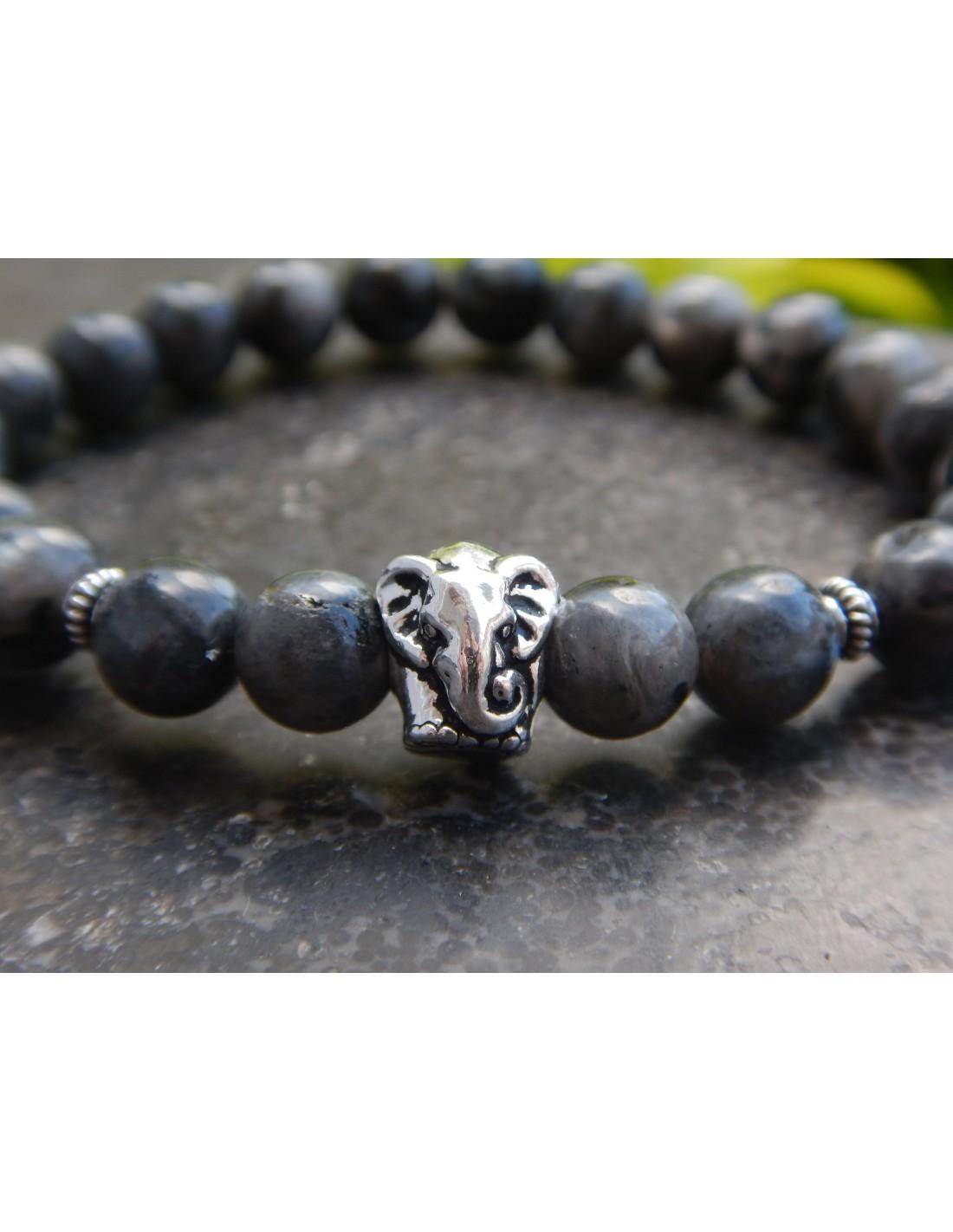 Excellente qualité info pour divers styles Bracelet homme sur mesure, en pierres naturelles de ...