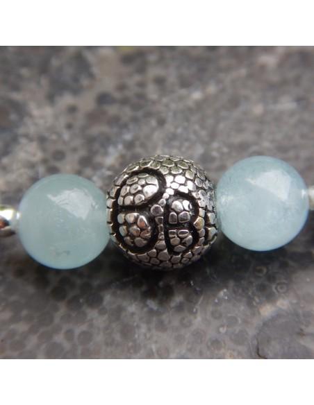Bracelet chakra gorge Vishuddha