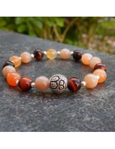Bracelet chakra sacré Svadhisthana