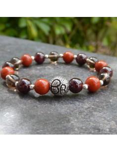 Bracelet chakra racine Muladhara