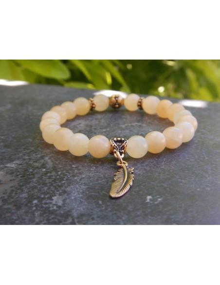 Bracelet aragonite
